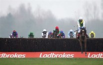 Cloth Cap makes all in the Ladbrokes Trophy